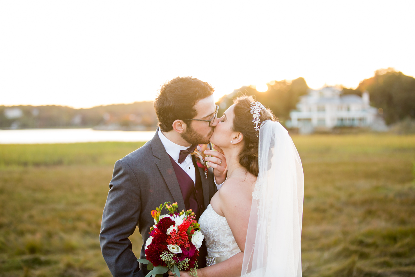 Red Lion Inn Cohasset wedding