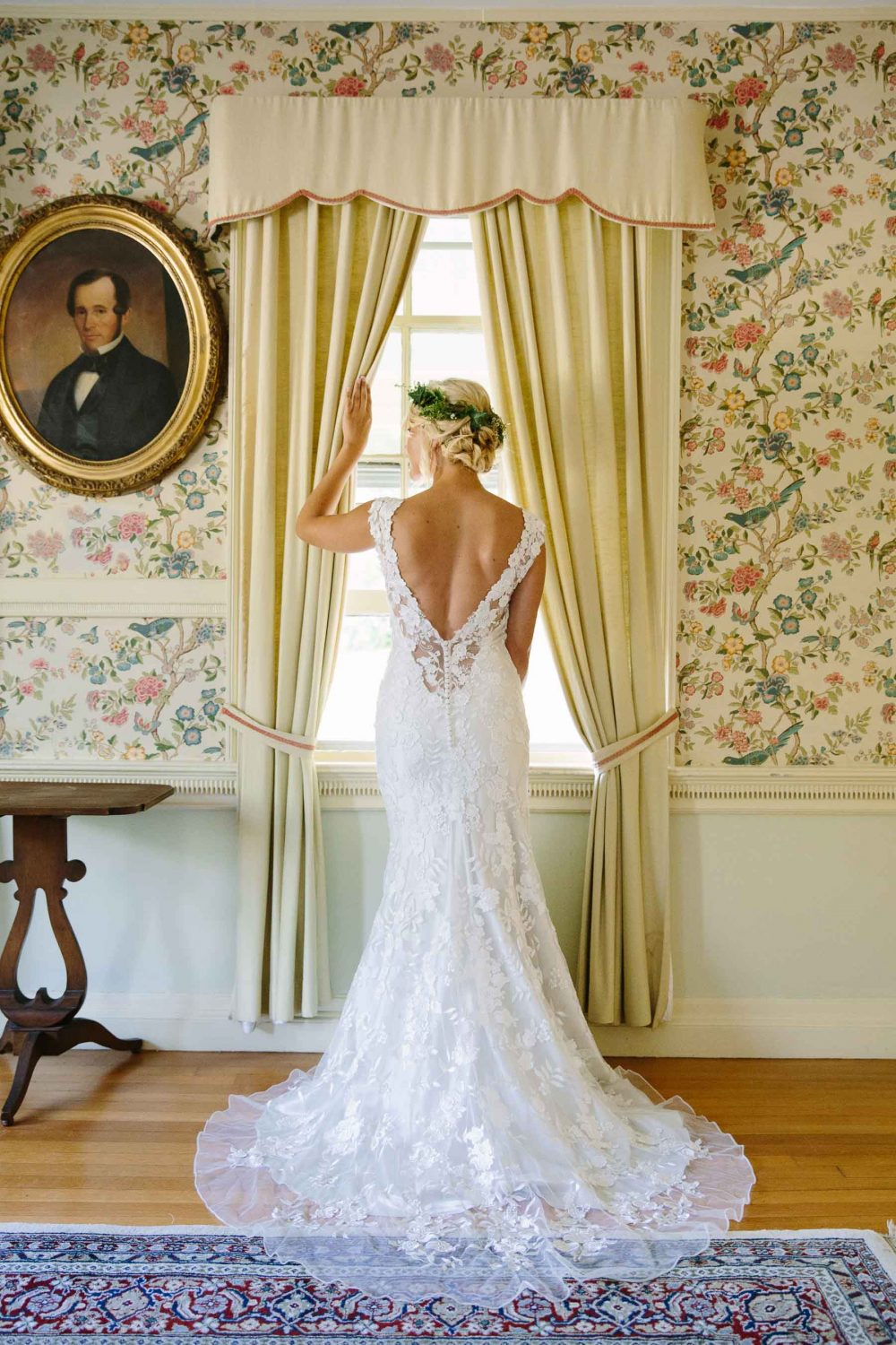 016-boho-floral-crown-historic-mansion-wedding