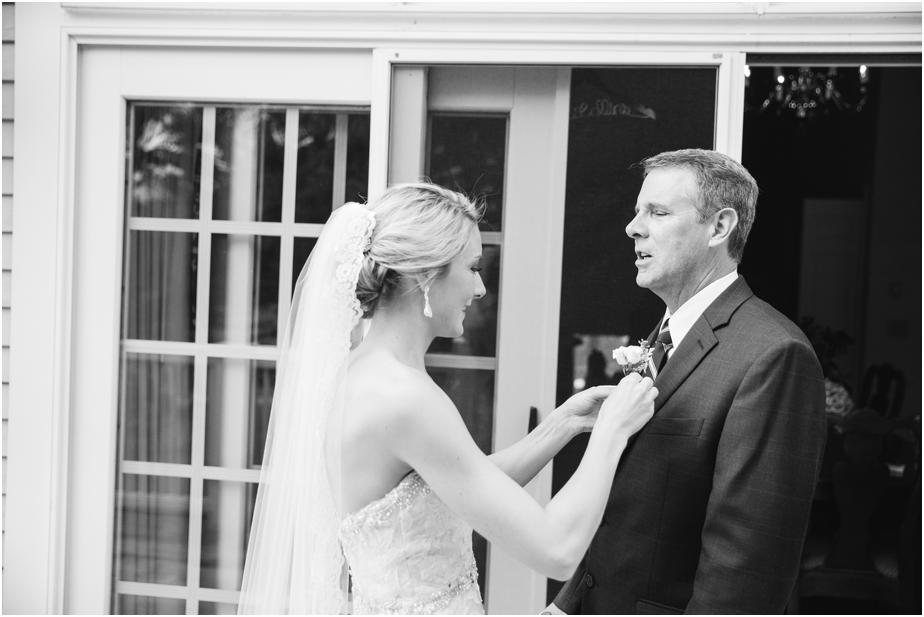 bethel inn maine wedding photographer father daughter moment