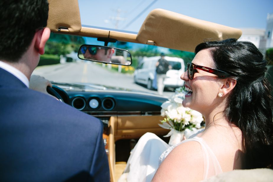 bride and groom convertible chatham ma
