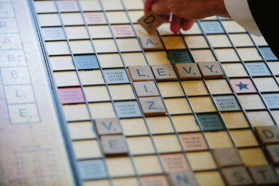 chatham bars inn wedding scrabble