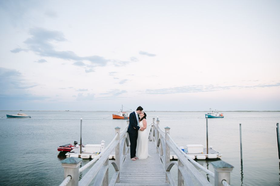 beach wedding at chatham bars inn