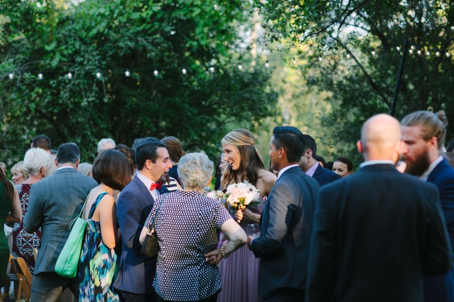 garden wedding in NY