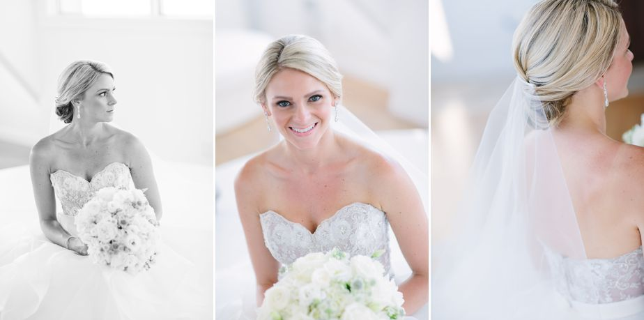 bridal portraits in the loft at the island house belle mer wedding newport RI