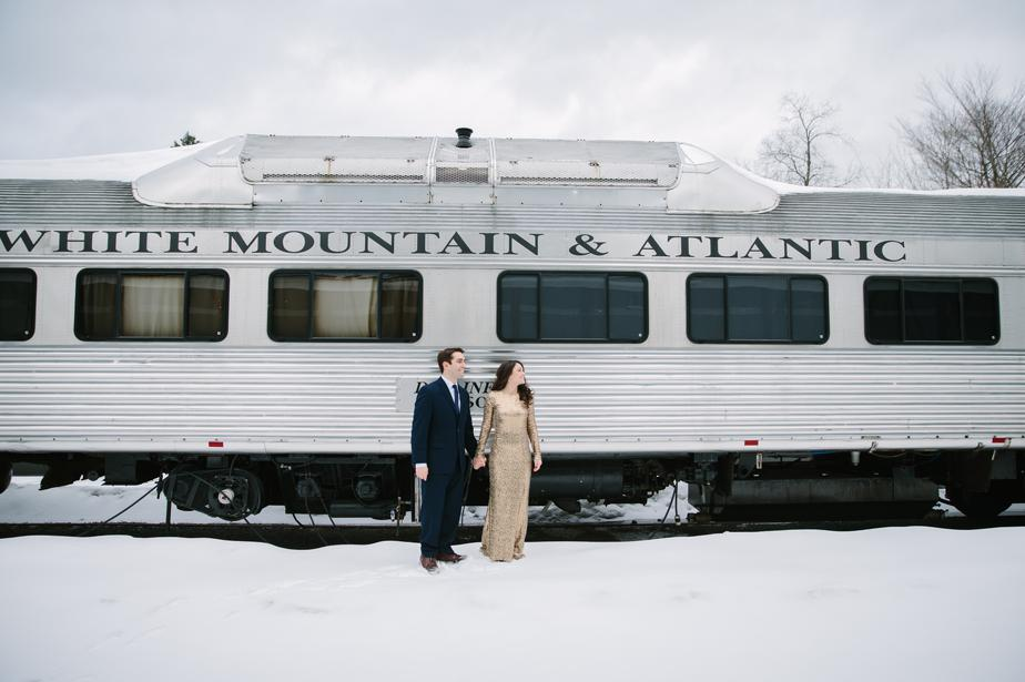 white mountains NH wedding