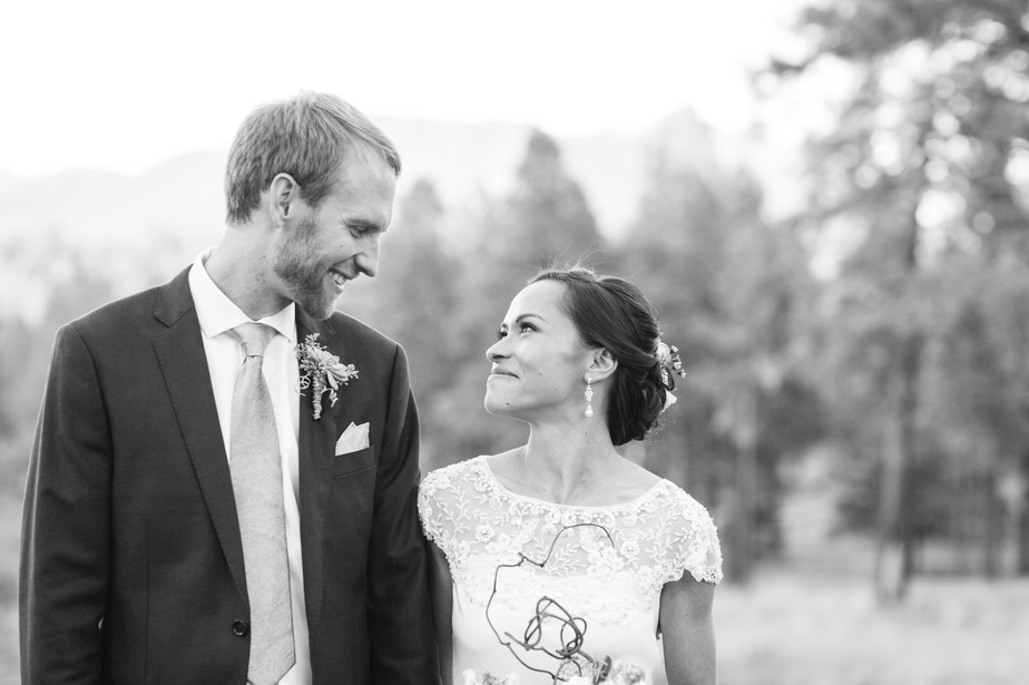 Pine Canyon arizona wedding