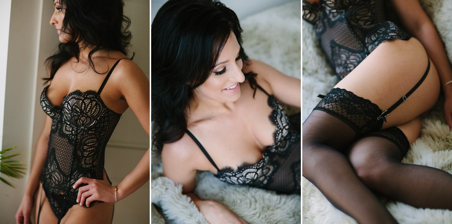 happy natural and sexy boston boudoir session