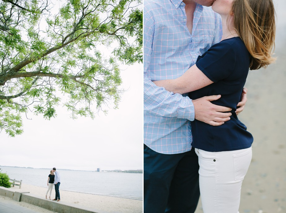 southie boston engagement shoot