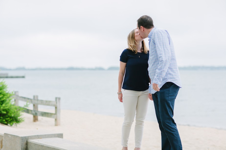 southie beach engagement photographer