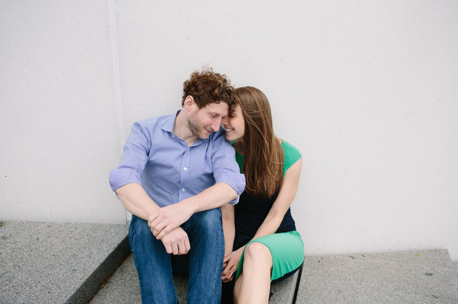 JFK Library engagement shoot