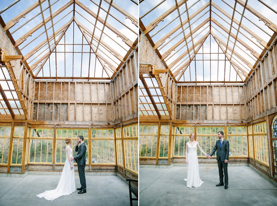 first look at mt hood organic farm destination wedding in oregon