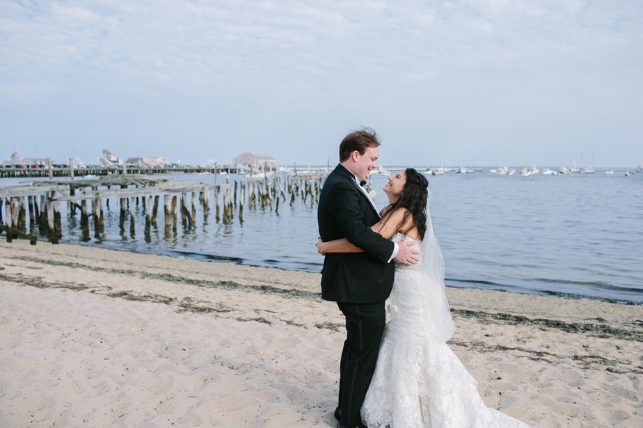 beach wedding pilgrim monument wedding provincetown Ptown