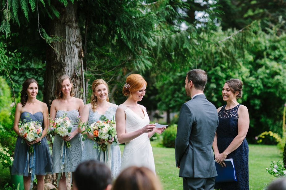 NH outdoor wedding venue inspiration in oregon