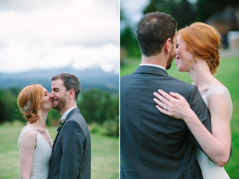 nh mountain wedding style at mt hood organic farm
