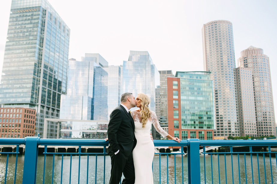 boston harbor hotel wedding
