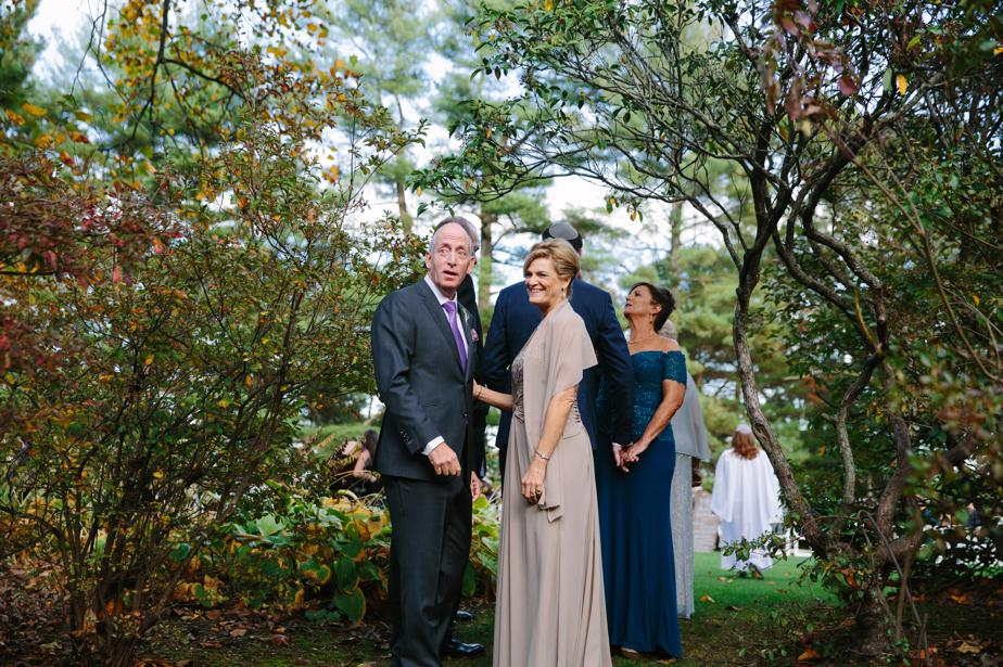 before heading down the aisle the estate at moraine farm wedding
