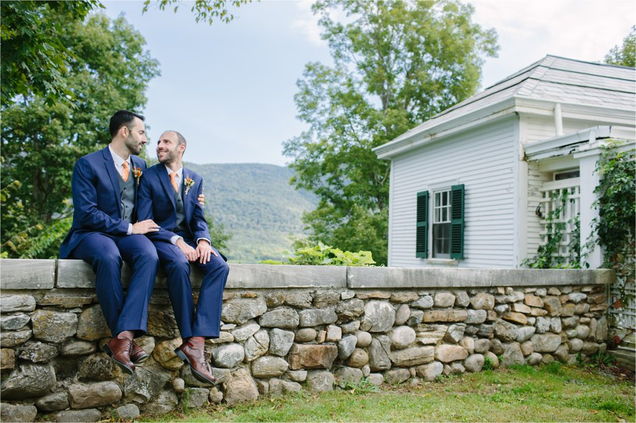 gay wedding in vermont photographer