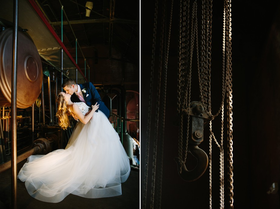 moody wedding details waterworks museum wedding brookline, MA