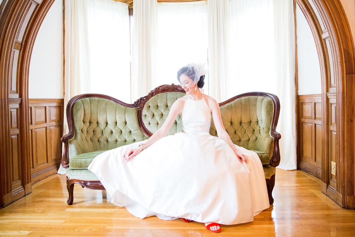 The Stevens Estate wedding