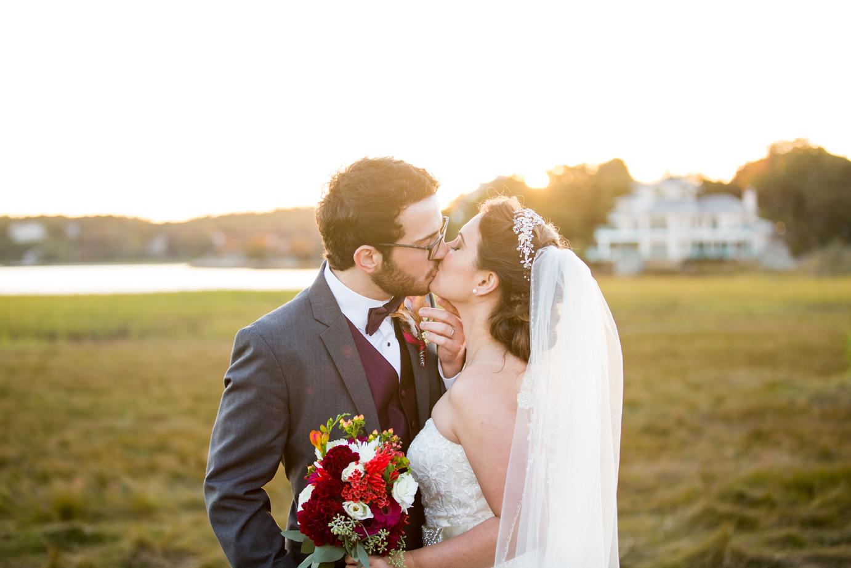 Red Lion Inn Cohasset wedding